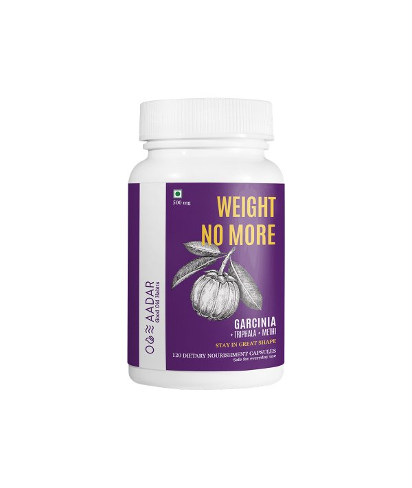 AADAR WEIGHT NO MORE Capsules