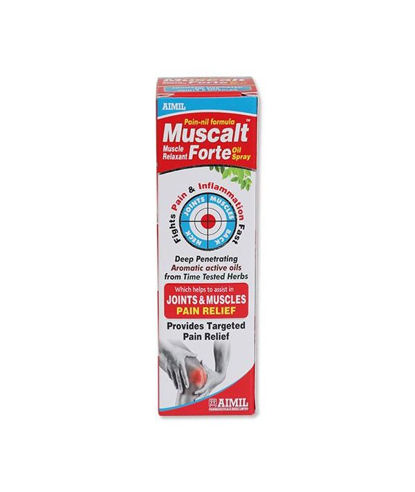 Aimil Muscalt Forte Oil Spray