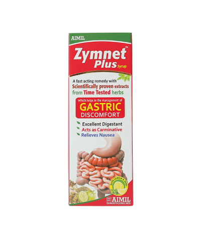 Aimil Zymnet Plus Syrup