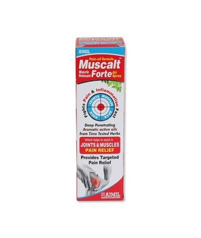 Aimil Muscalt Forte Oil Spray
