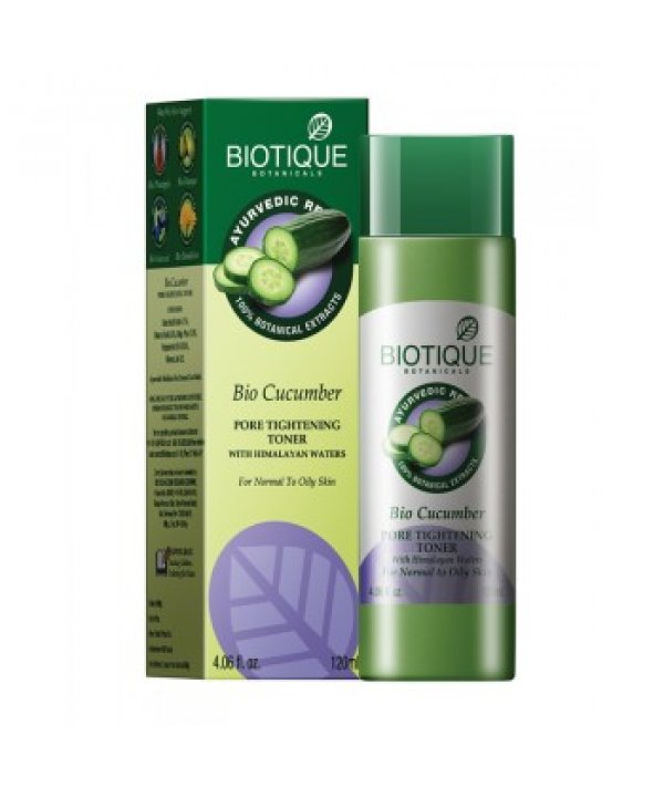 Biotique Bio Cucumber Pore Tightning Freshen With Himalayan Waters