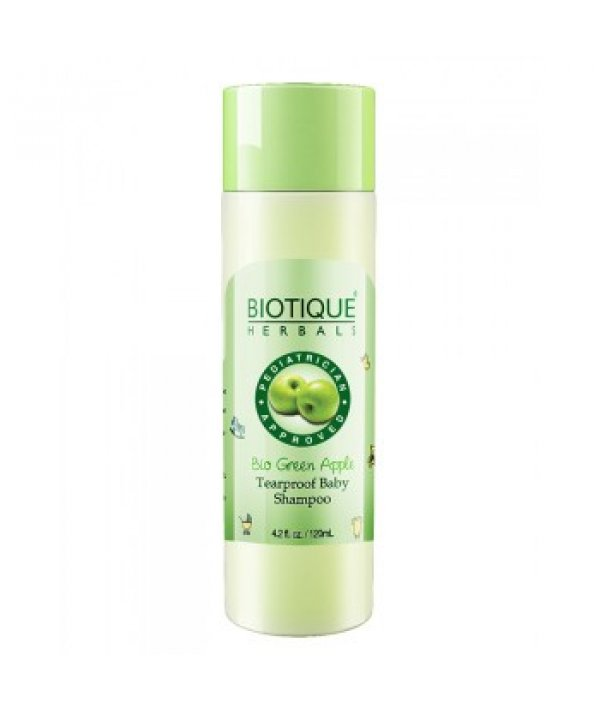 Biotique Bio Green Apple Shampoo