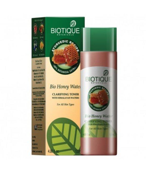 Biotique Bio Honey Water With Himlayan Waters