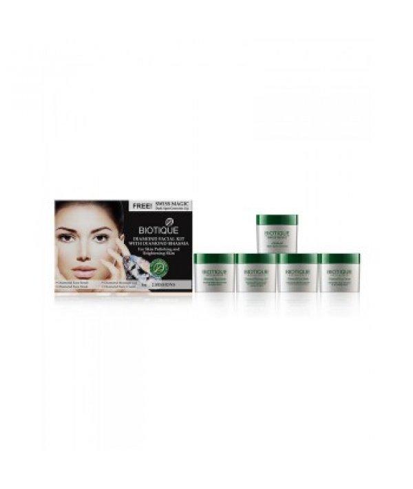 Biotique BioDiamond Facial Kit With Diamond Bhasma