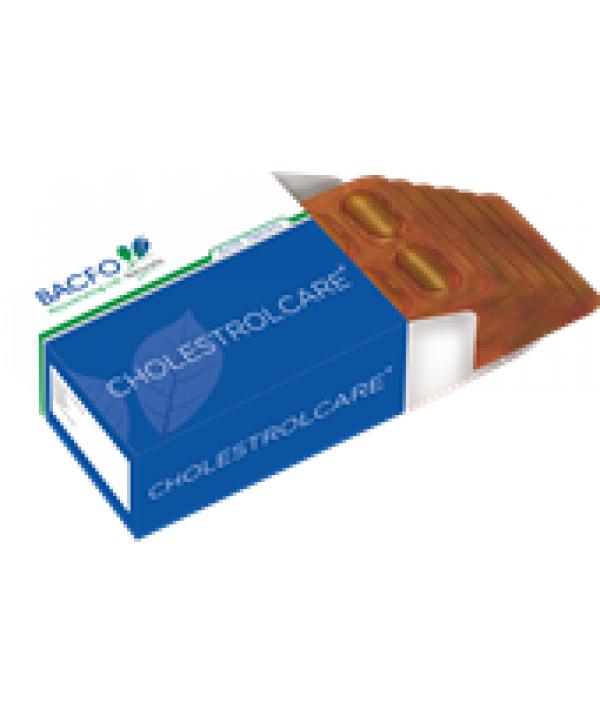 Bacfo Cholestrolcare Tablets
