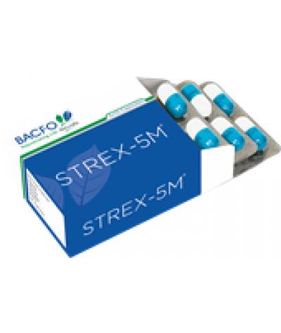 Bacfo Strex-5M Capsules