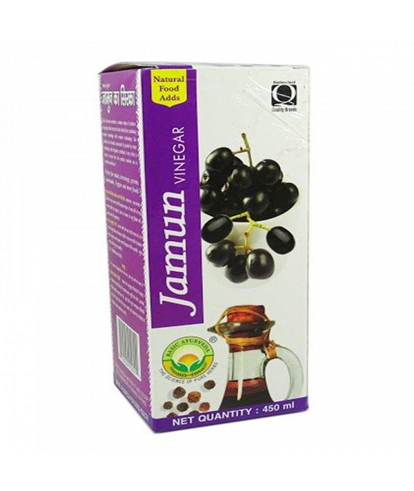 Basic Ayurveda Jamun Vinegar