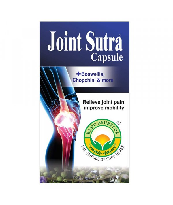 Basic Ayurveda Joint Sutra Capsule