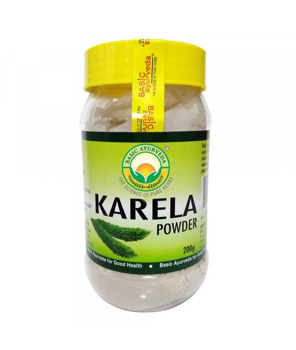 Basic Ayurveda Karela Churna (Powder)