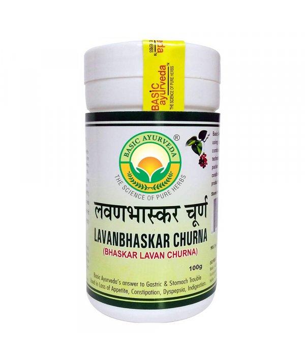 Basic Ayurveda Lavan Bhaskar Churna
