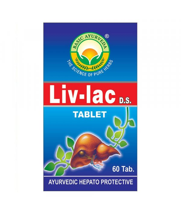 Basic Ayurveda Liv-Lac Tablet