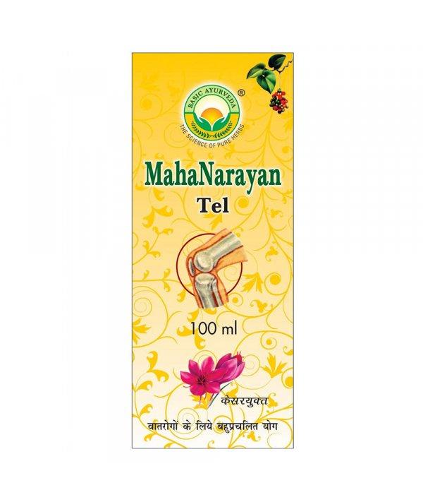 Basic Ayurveda Maha Narayan Tail