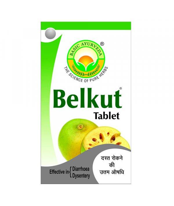 Basic Ayurveda Belkut Tablet