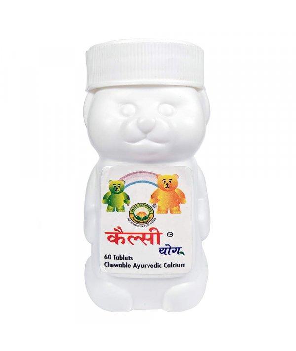 Basic Ayurveda Calci Yog Tablet