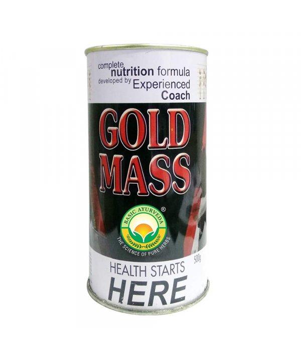 Basic Ayurveda Gold Mass Powder