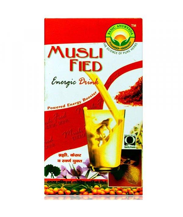 Basic Ayurveda Muslified Energy Drink