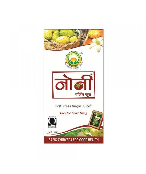 Basic Ayurveda Noni Virgin Juice