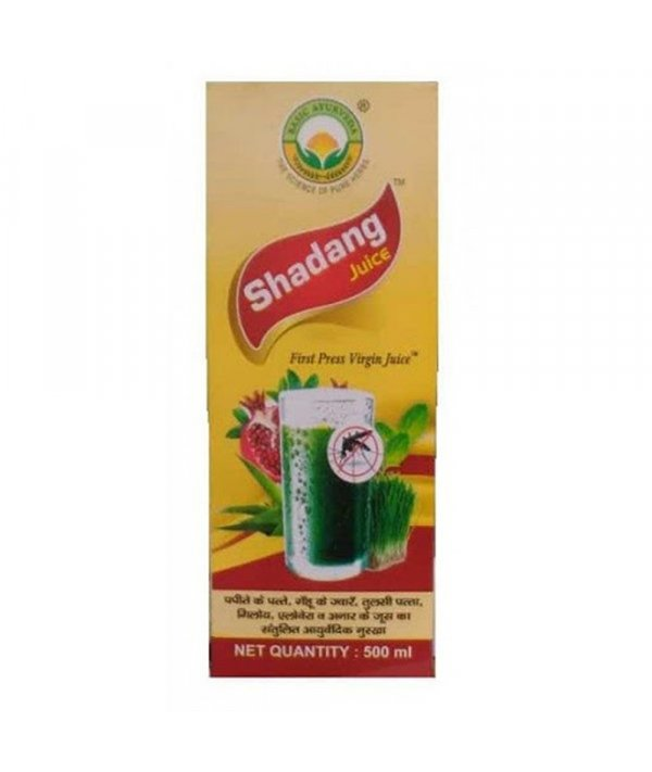 Basic Ayurveda Shadang Juice