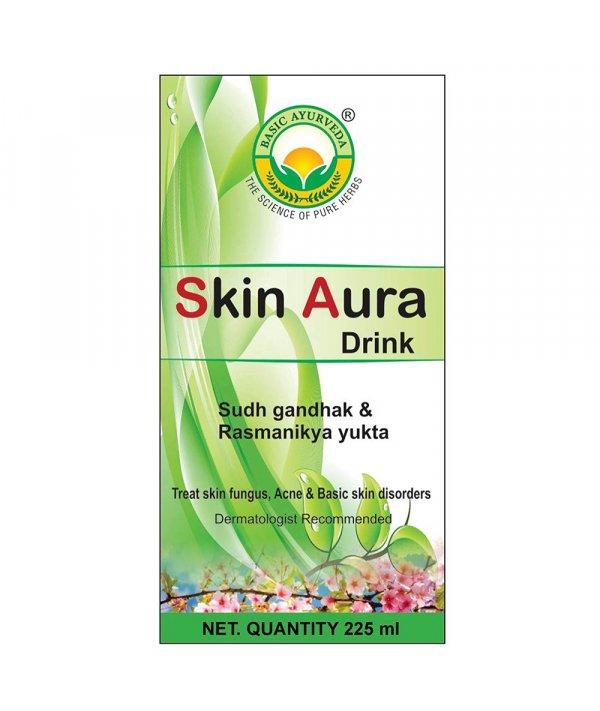 Basic Ayurveda Skin Aura (Drink)