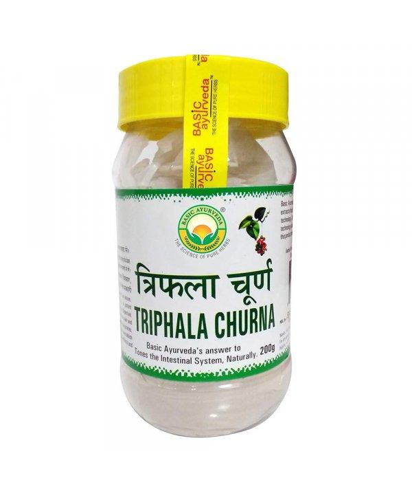 Basic Ayurveda Triphala Churna