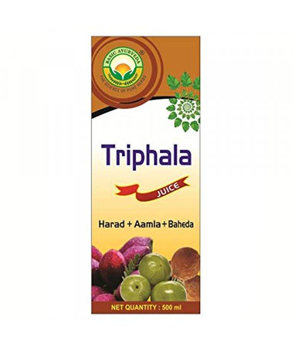 Basic Ayurveda Triphala Ras