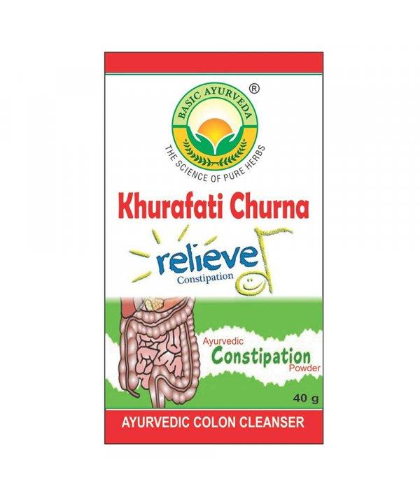 Basic Ayurveda Khurafati Churna