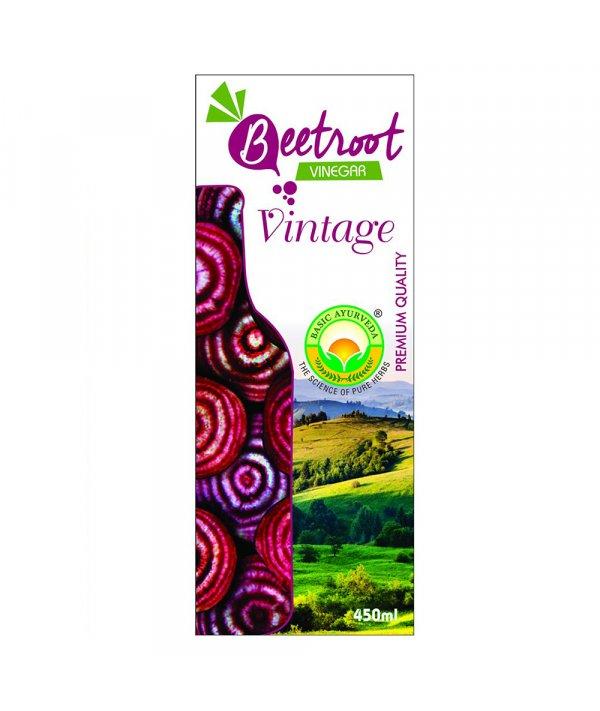 Basic Ayurveda Beet Root Vinegar