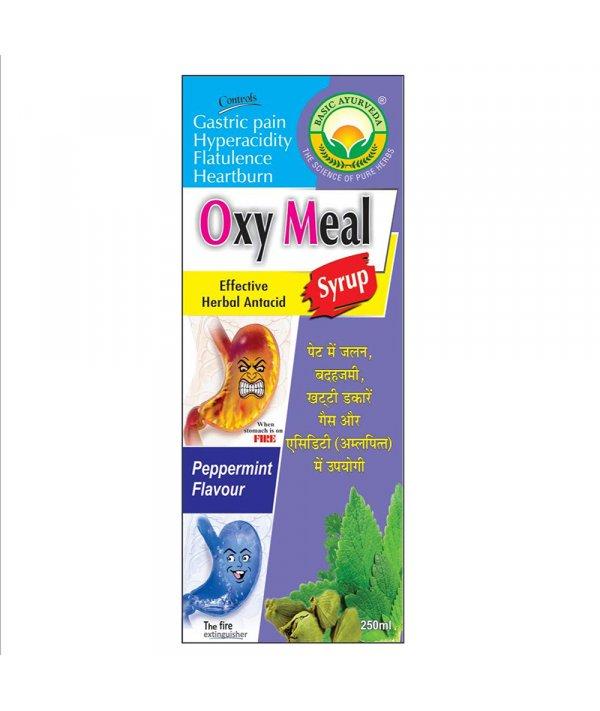 Basic Ayurveda Oxy Meal Syrup