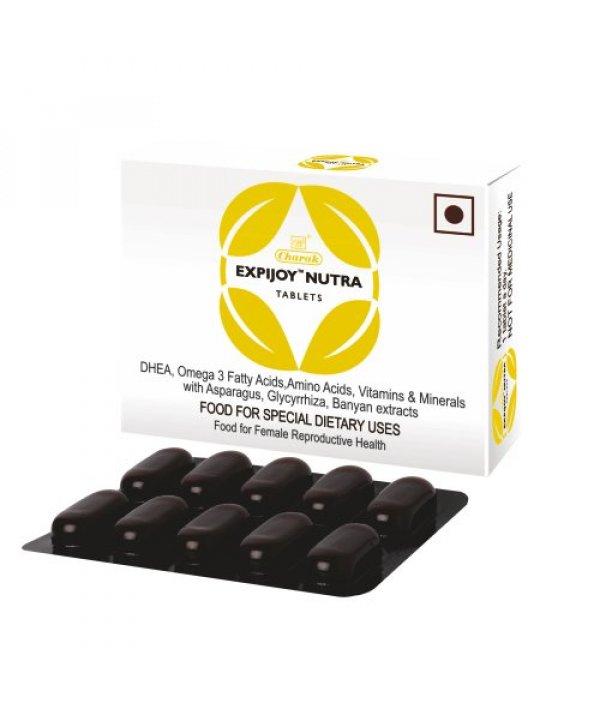 Charak Expijoy Nutra Tablet