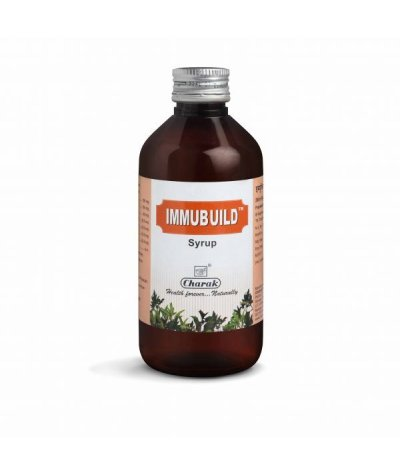 Charak Immubuild Syrup