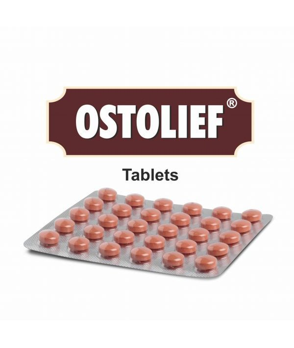 Charak Ostolief Tablet