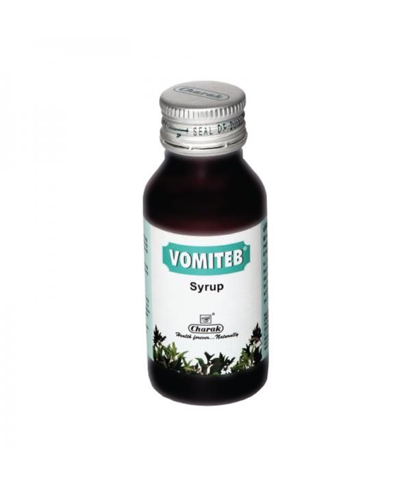 Charak Vomiteb Syrup
