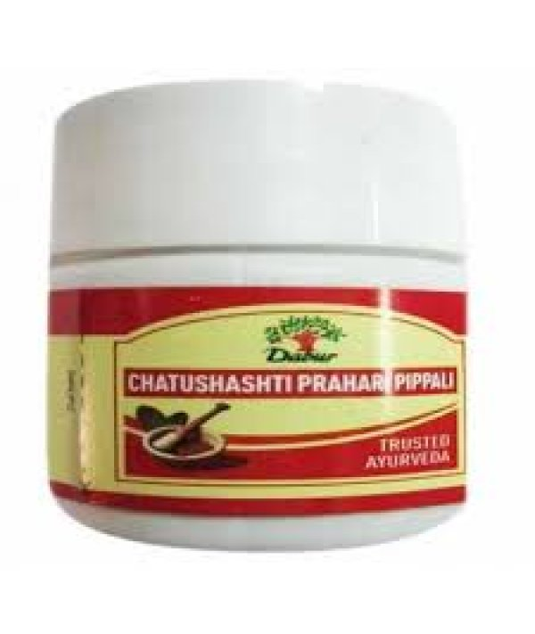 Dabur Chatushashthiprahari Pippali Tablet
