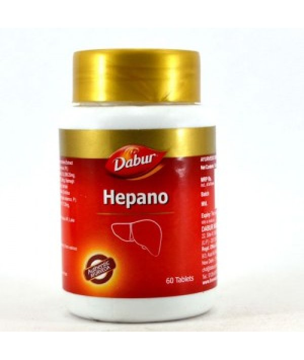 Dabur Hepano Tablets