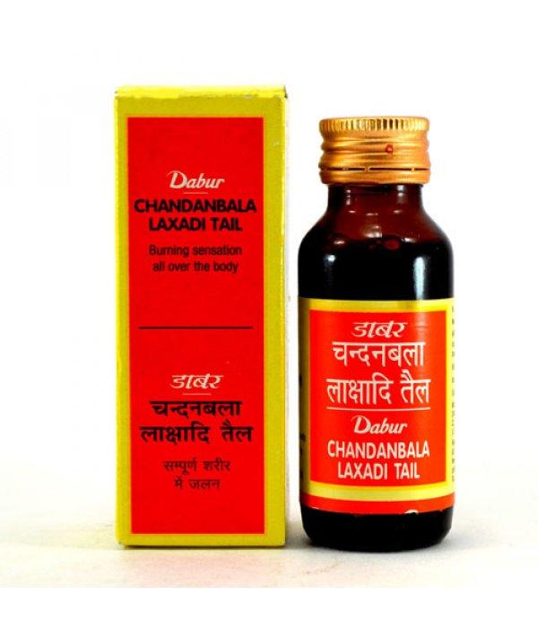 Dabur Chandan Bala Laxadi Tail