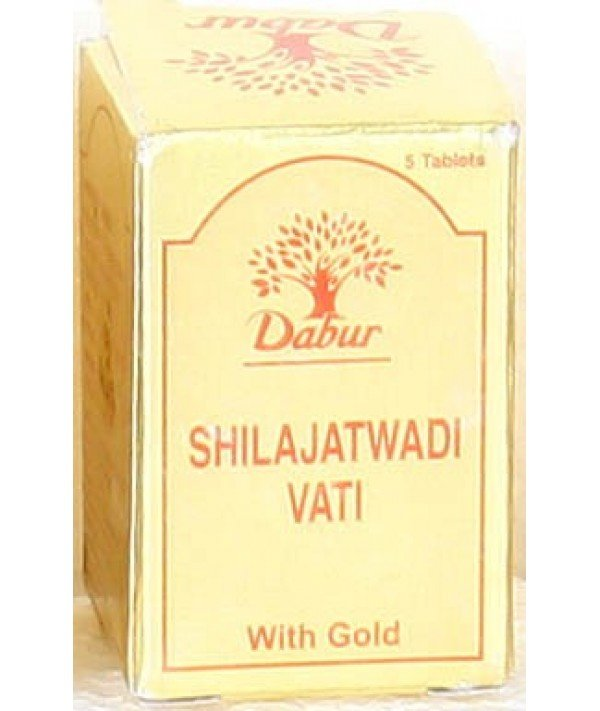 Dabur Shilajatwadi Vati Gold