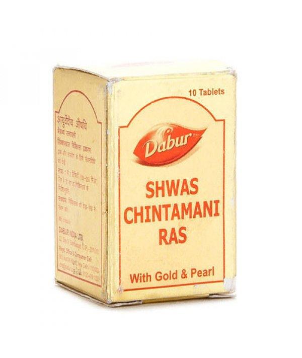 Dabur Shwas Kasa Chintamani Ras Gold