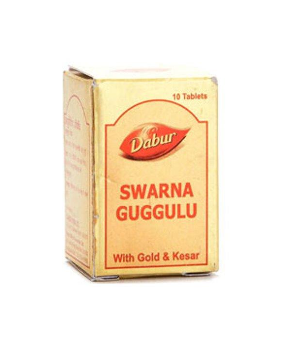 Dabur Swarna Guggulu Gold