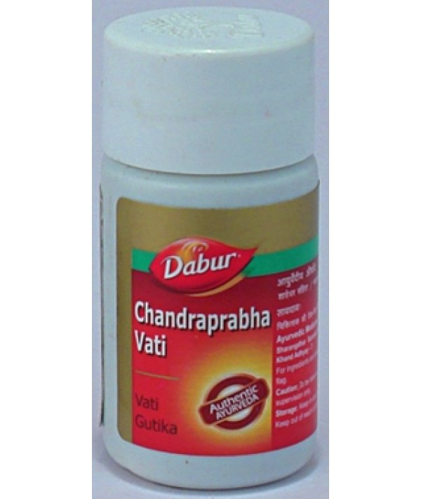 Dabur Chandraprabha Vati