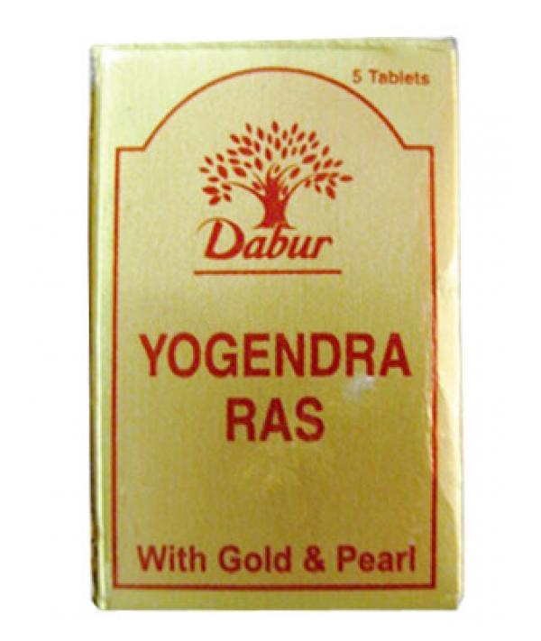 Dabur Yogendra Ras Gold