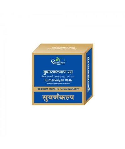 Dhootapapeshwar Kumarkalyan Rasa Premium Quality Gold