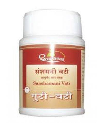 Dhootapapeshwar Sanshamani Vati