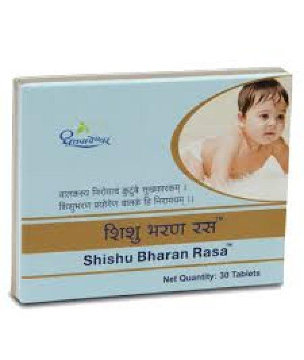 Dhootapapeshwar Shishu Bharan Rasa