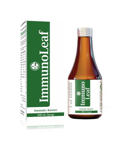 ImmunoLeaf Syrup
