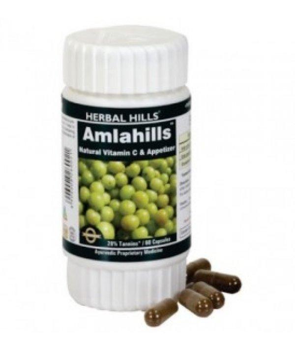 Herbal Hills Amlahills Capsule