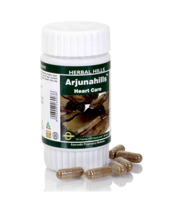 Herbal Hills Arjunahills Capsule