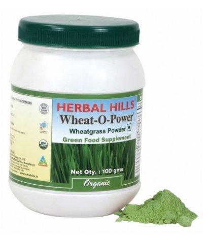 Herbal Hills Wheat-O-Power
