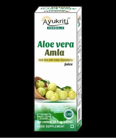 Harsha Pharmacy Aloe Vera Amla Juice