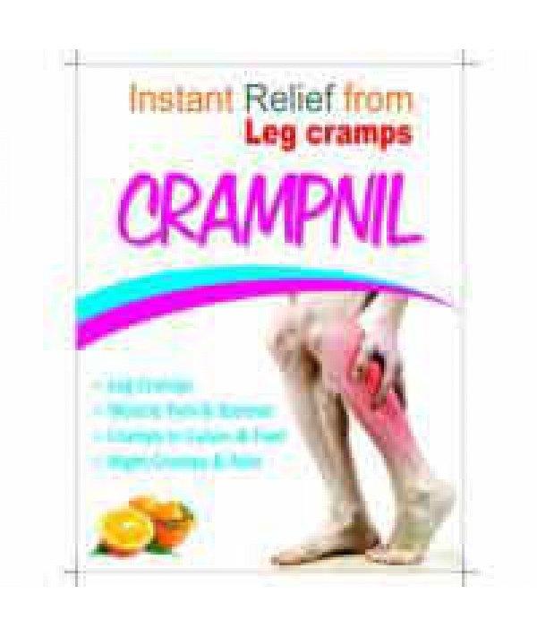 Crampnil - D For Diavetic Lag Cramps,