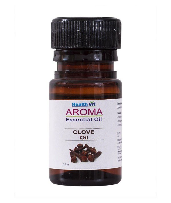 Healthvit Aroma Clove Oil (Laving Oil) 15ml